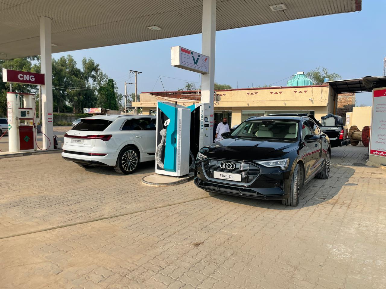 Two EV Charging Stations Opened On M2 Motorway