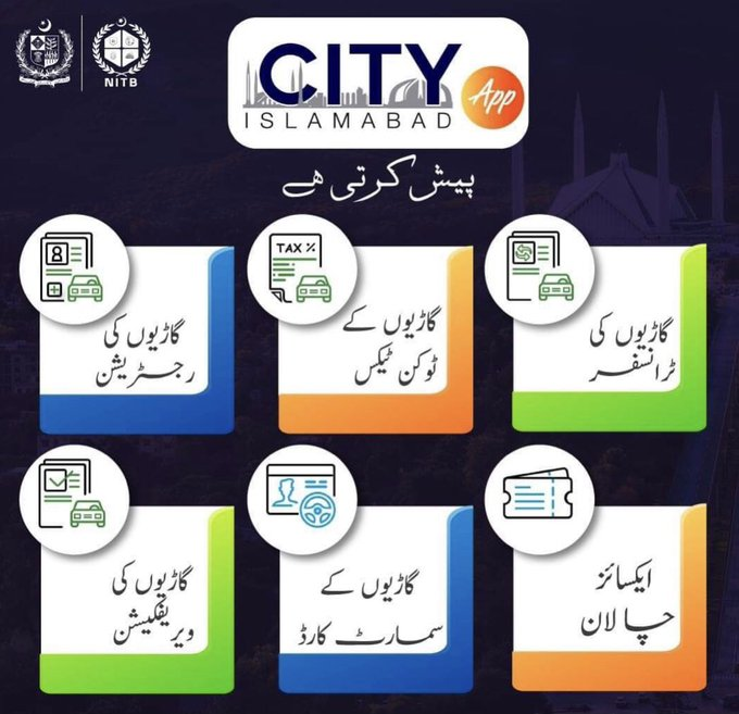 Federal Excise & Taxation Office App Available For Use N
