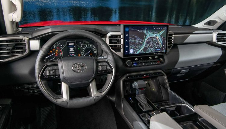 Toyota Tundra 3d Generation Launched