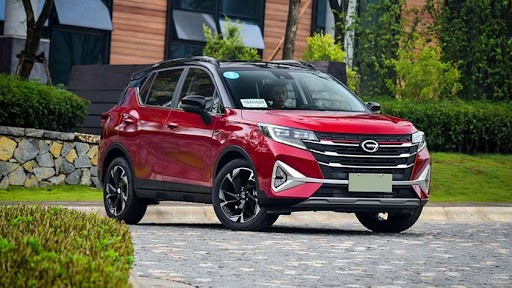 Crossover SUV GS3 Is Coming To Pakistan